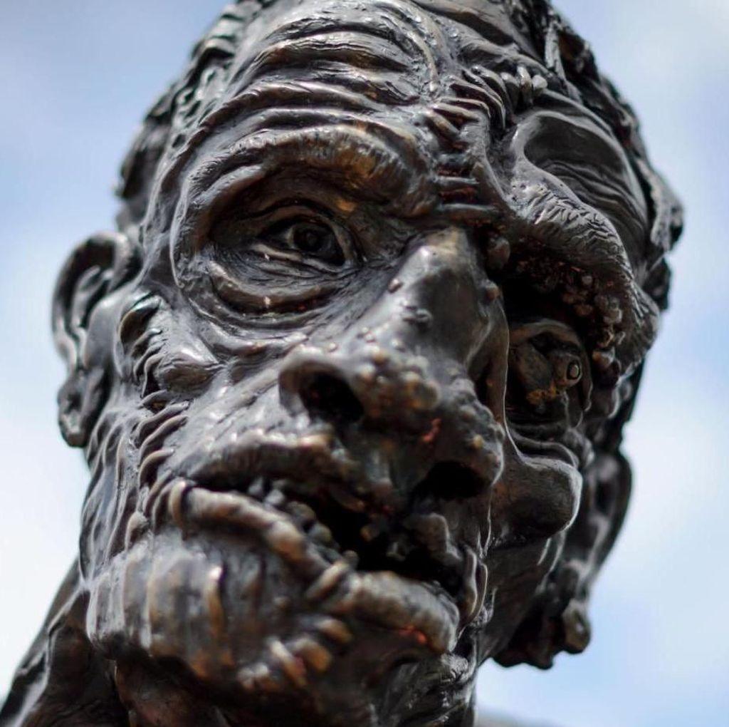 Foto: Beginilah Wujud Monster Frankenstein