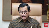 Politikus senior PDIP Pramono Anung Wibowo kembali dipercaya menjabat Sekretaris Kabinet di periode 2019-2024