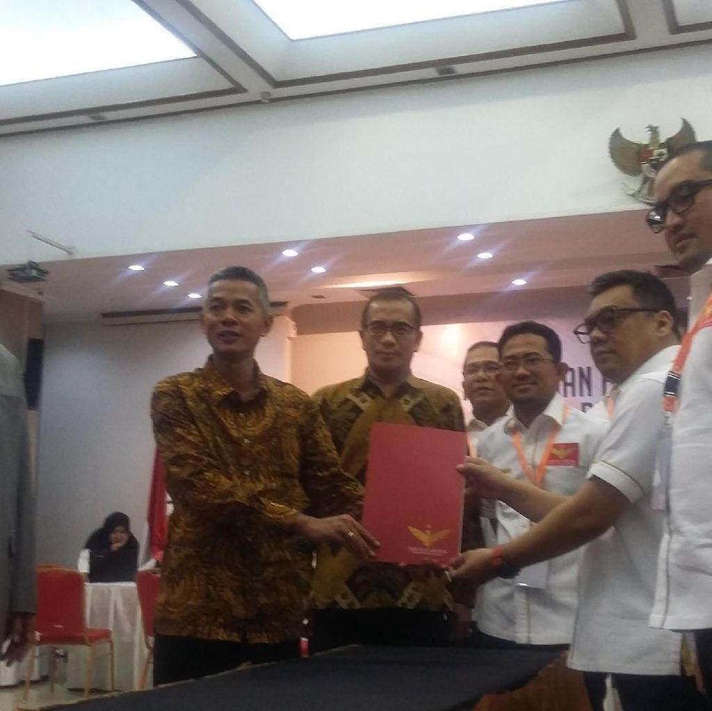 Partai Garuda Daftarkan 376 Bacaleg ke KPU RI