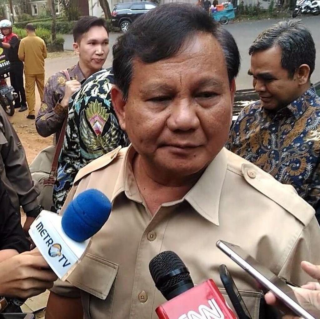 Prabowo-Puan Bak Kakak Adik