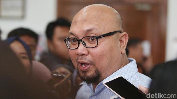 Komisioner KPU Ilham Saputra/