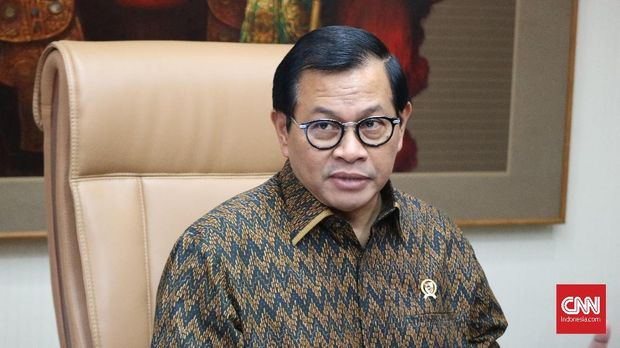 Jusuf Kalla Pimpin Rapat Koordinasi TKN Jokowi-Ma'ruf