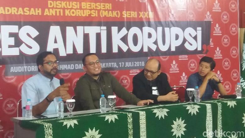 Novel-Pemuda Muhammadiyah Minta Warga Pilih Capres Antikorupsi