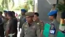 Video Satpol PP Kampar Riau Ngamuk, Ibu Hamil Jadi Korban