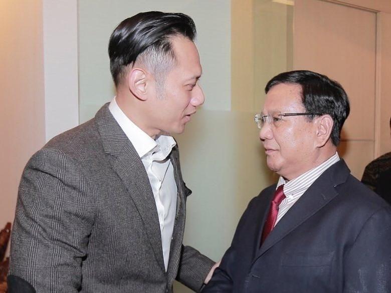 AHY Ikut Rapat Darurat Partai Demokrat di Rumah SBY