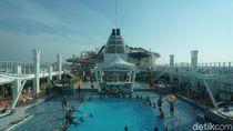 Gelar Pameran Kapal Pesiar, Dream Cruises Tebar Penawaran Menarik