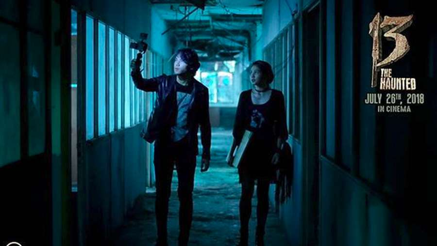 Pemain 13 Haunted juga Dihantui saat di Lokasi Syuting