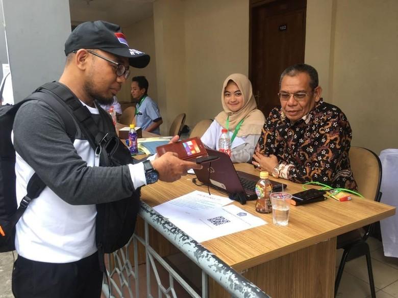 Petugas Daker Mekah Masuk Asrama, Begini Pesan Direktur Bina Haji