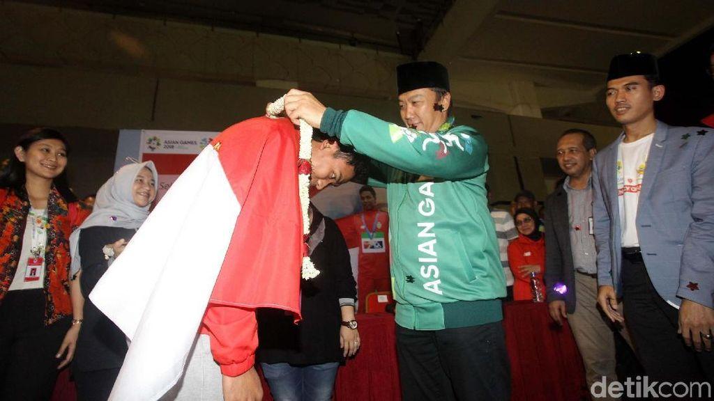 Zohri Tak Akan Dibebani Target Nomor 100 Meter di Asian Games 2018