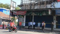 Dealer Motor Terbakar di Blitar, Kerugian Capai Rp 6 Miliar