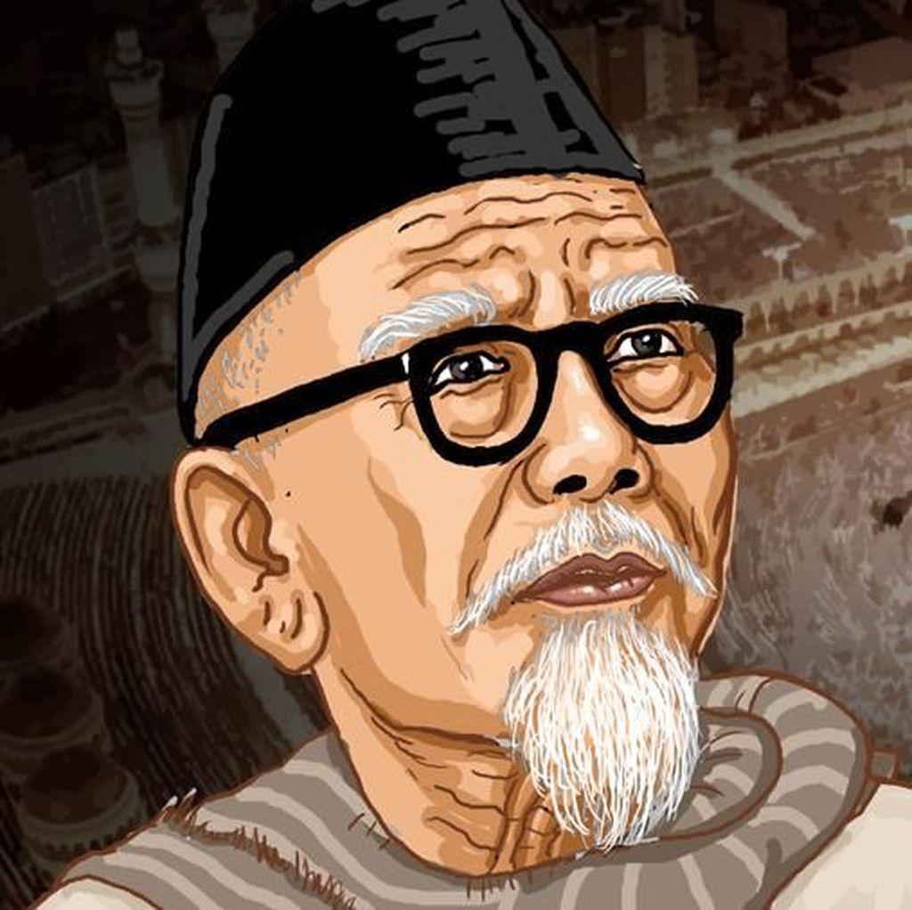 Agus Salim, Berhaji dan Tiga Pelanggaran Bupati terhadap Islam