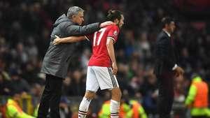 Salam Perpisahan Mourinho untuk Blind