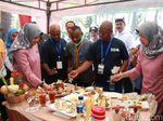 Wah, Ada Nasi Goreng dari Pisang di Lomba ala PKK Banyuwangi