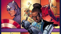 Pengumuman! Shuri Black Panther Kini Hadir dalam Bentuk Komik