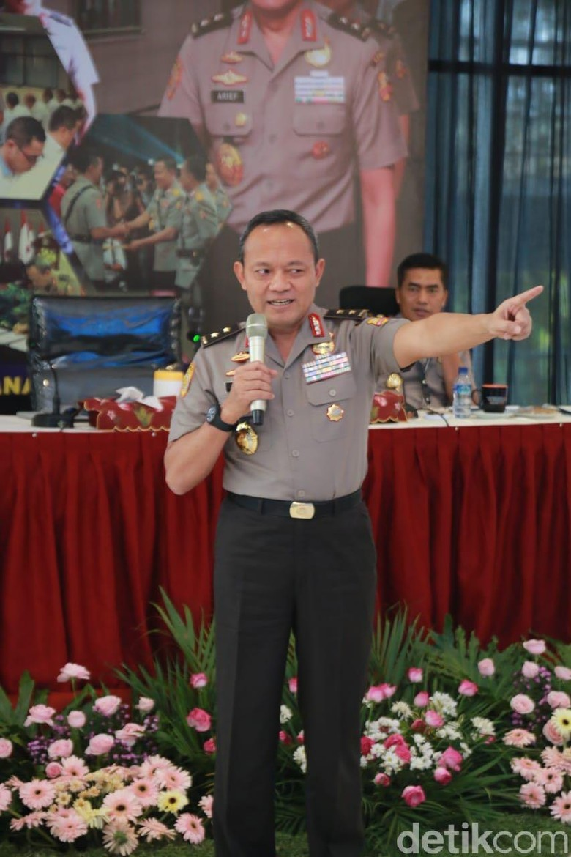 Irjen Arief Sulistyanto, Montir Polri yang Jadi Kabareskrim