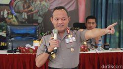 Polri Teken Kerja Sama dengan Universitas Bengkulu
