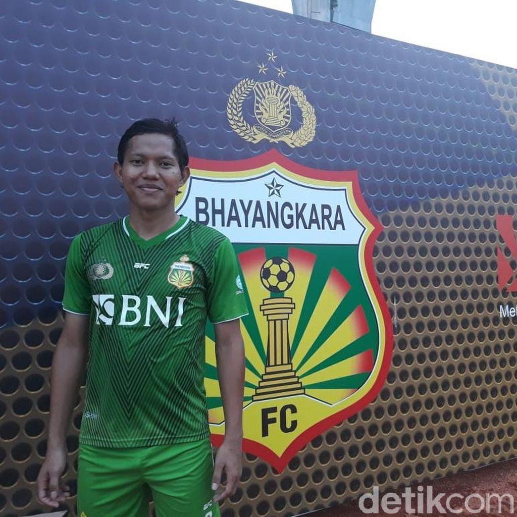 Simon: Adam Alis Cocok dengan Gaya Main Bhayangkara FC