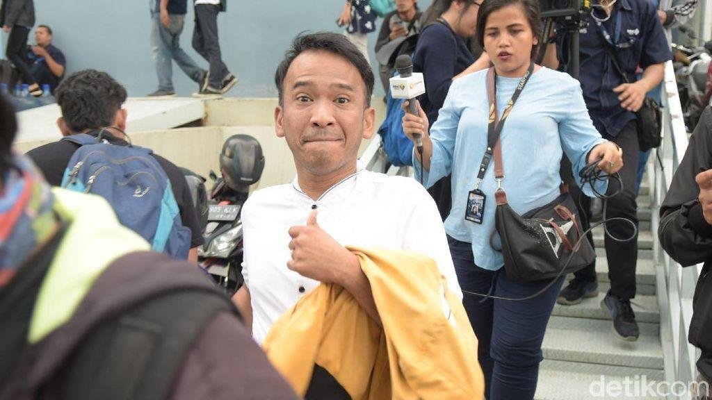 Ruben Onsu Ingatkan Masalah Roro Fitria Jangan Disebut Karma