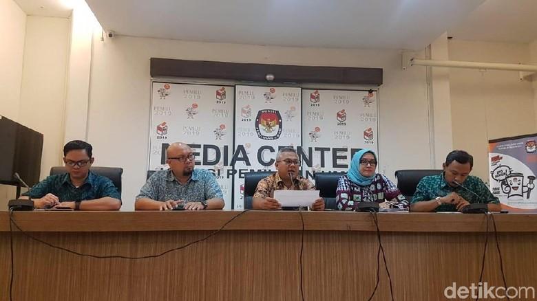 KPU Minta Parpol Lengkapi Nama Caleg Dalam Silon