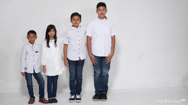 Ilustrasi cegah anak stunting/ Foto: dok. HaiBunda