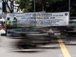 Uji Coba Ganjil-Genap di Pondok Indah, 70 Pengendara Kena Tegur