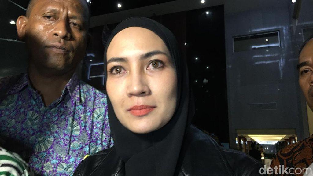 KPK Panggil Lagi Steffy Burase Jadi Saksi Suap Gubernur Aceh