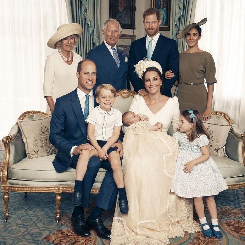 Daftar Kekayaan Anggota Kerajaan Inggris, Ratu Elizabeth Hingga Meghan Markle