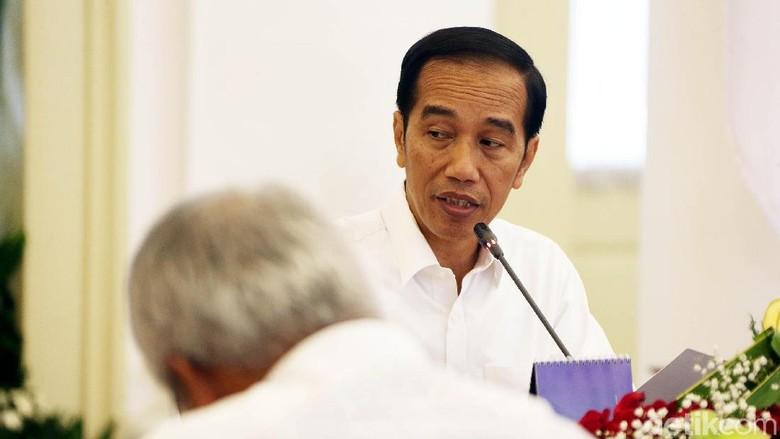Jokowi Bentuk Timnas Pencegahan Korupsi, KPK Dilibatkan
