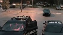 Detik-detik Polisi di Florida Selamat dari Sambaran Petir
