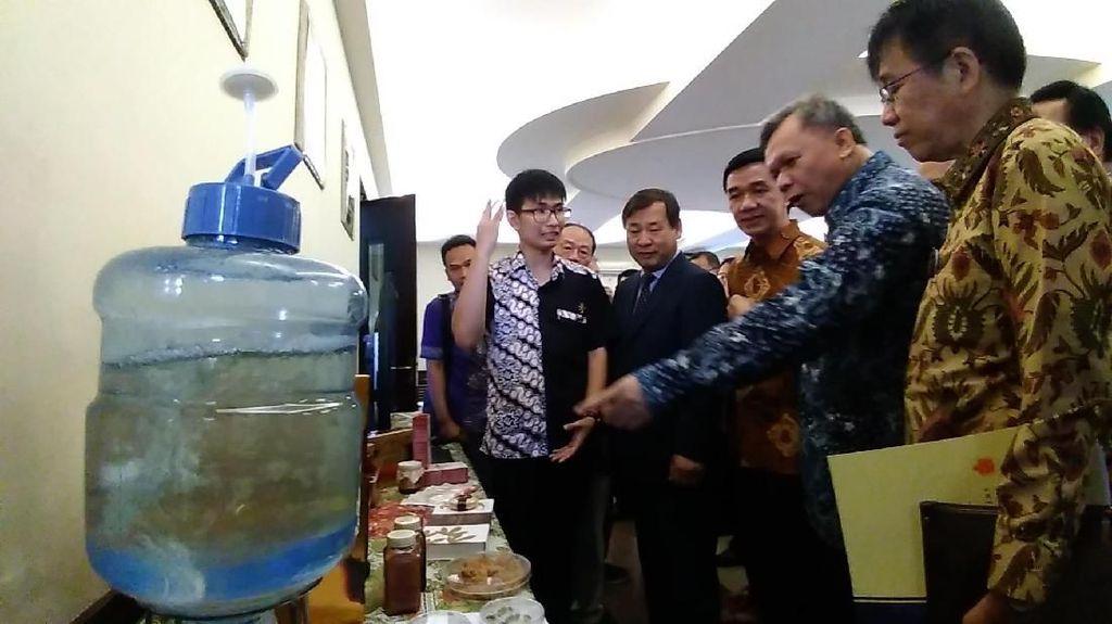 Kembangkan Laboratorium Produk Herbal, Kalbe Kucurkan Dana Rp 3 M