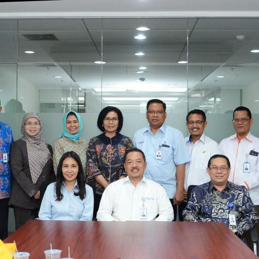 Kementerian BUMN Tambah 2 Direksi di Peruri