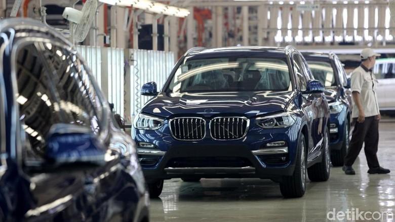 Pabrik BMW Foto: Grandyos Zafna