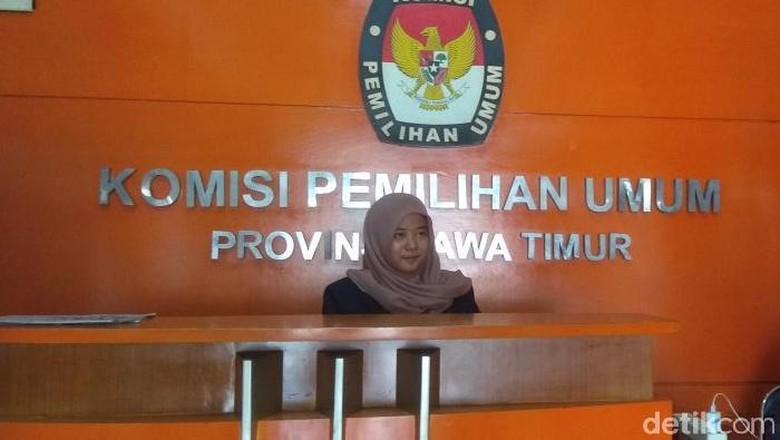 Meski Tak Ada Caleg Koruptor, DCT untuk DPRD Jatim Menyusut