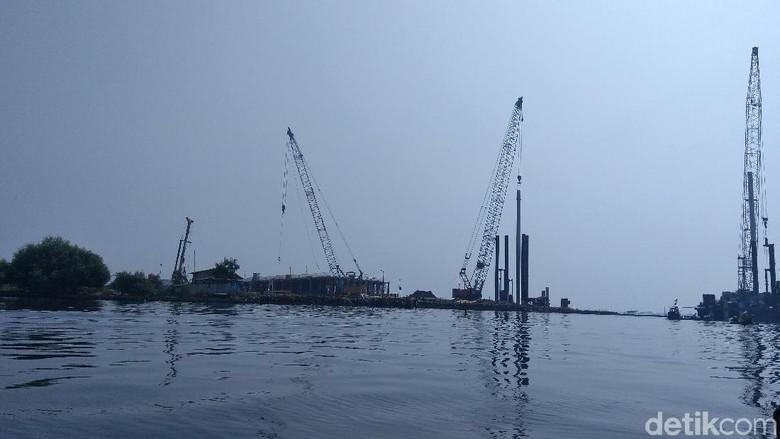 Proyek Jembatan Pulau Reklamasi Lanjut, Anies: Akan Saya Hentikan