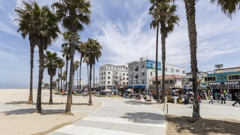 Pantai Venice di Amerika Serikat (California Beaches)