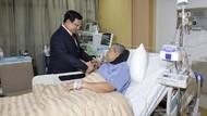 Ada Tulisan Unit Stroke di Ruang Perawatan SBY, Begini Faktanya