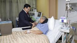 Dipastikan Bertemu, Prabowo Datangi SBY di Rumahnya Besok Malam