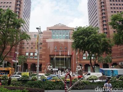 Wisata Belanja Mewah di Singapura, Ochard Road Jagonya