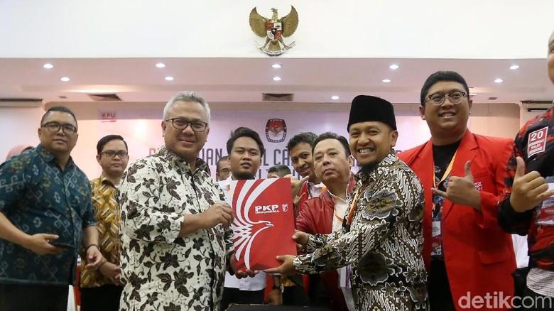 Sonny Tulung Nyaleg di DKI, PKPI Daftarkan 176 Caleg ke KPU