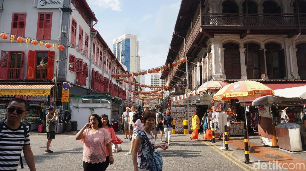 Tempatnya Belanja Murah Meriah di Singapura