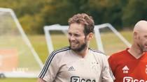 Video: Daley Blind Kembali Berseragam Ajax
