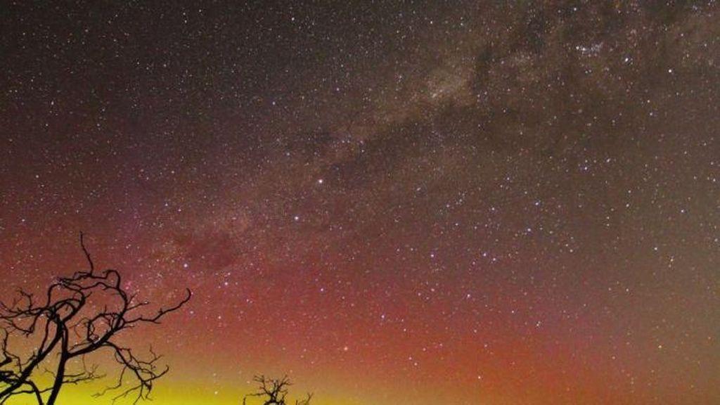 Lima Planet Terlihat di Langit Malam Bulan Juli