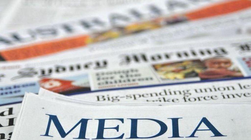 Dua Kelompok Media Besar Australia Setuju Berbagi Percetakan