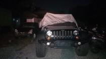 Tabrak Pemotor hingga Tewas, Mobil Rubicon Diamankan Polisi