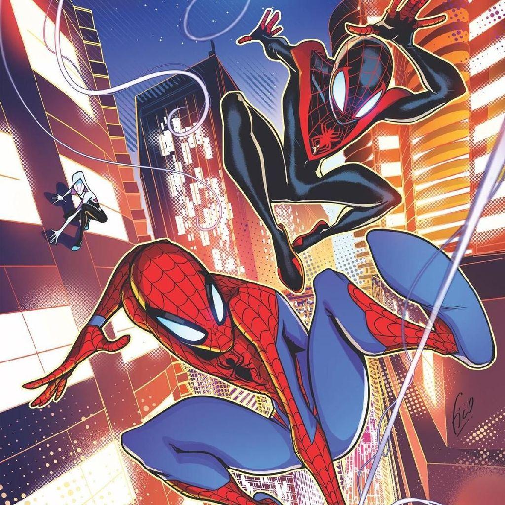 Spider-Man hingga Captain Marvel Terbit Lagi untuk Pembaca Muda