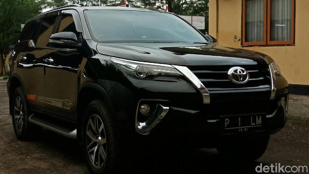 Dua Sejoli yang Diamankan di Mobil Bergoyang Dikenai Wajib Lapor