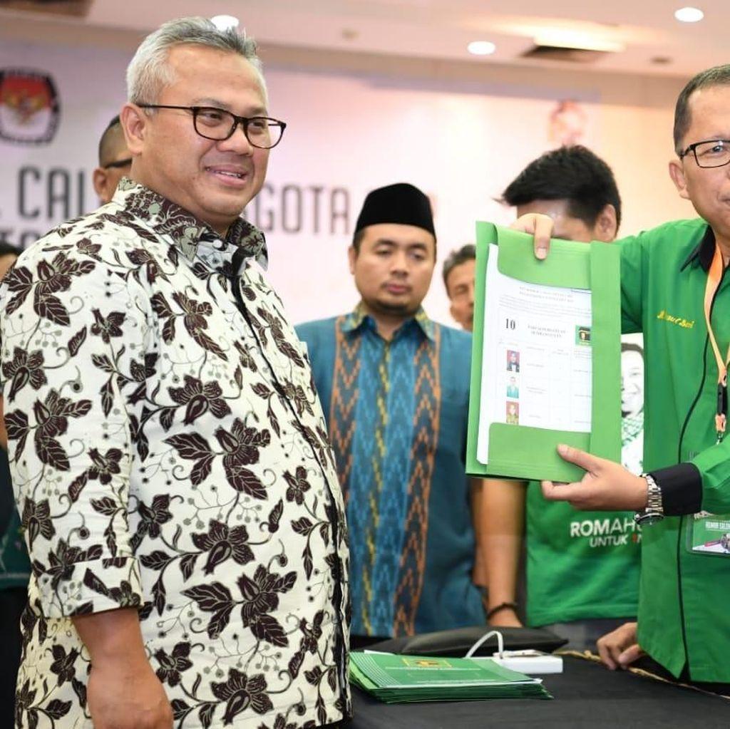 PPP Daftarkan Caleg dari Purnawirawan hingga Ustaz