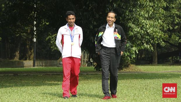 Efek Zohri, Jokowi Siapkan Tim Manajemen Talenta
