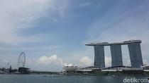 Marina Bay Sands, dari Kim Jong Un Hingga Crazy Rich Asians