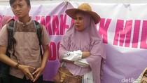 Emak-emak Demo, Pengusaha: Nggak Usah Ribut Harga Telur Sudah Turun